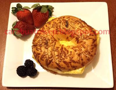 Foto Resep Roti Bagel Bread Sederhana Spesial Asli Enak