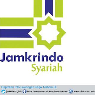 Lowongan Kerja PT Jamkrindo Syariah 2017 Banyak bagian Tersedia