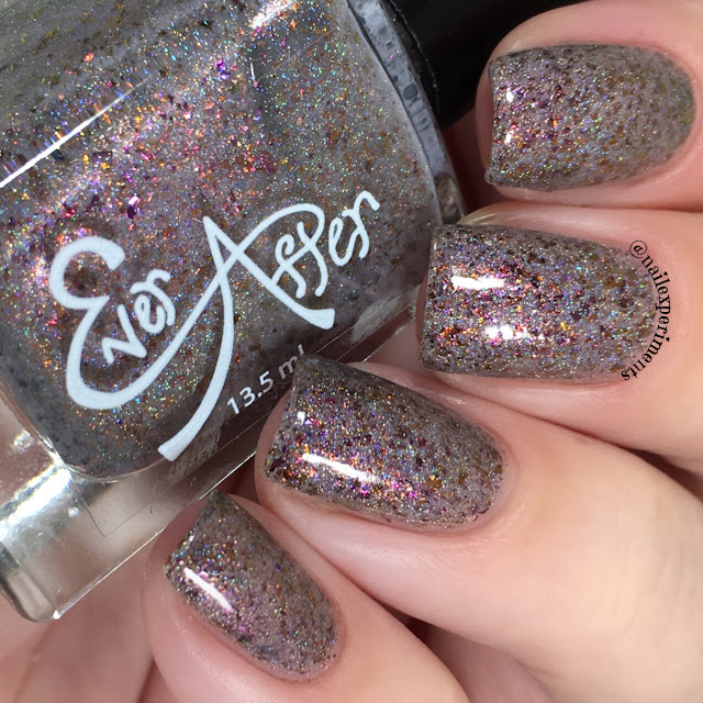 ever after polish dear sweet little foot swatch