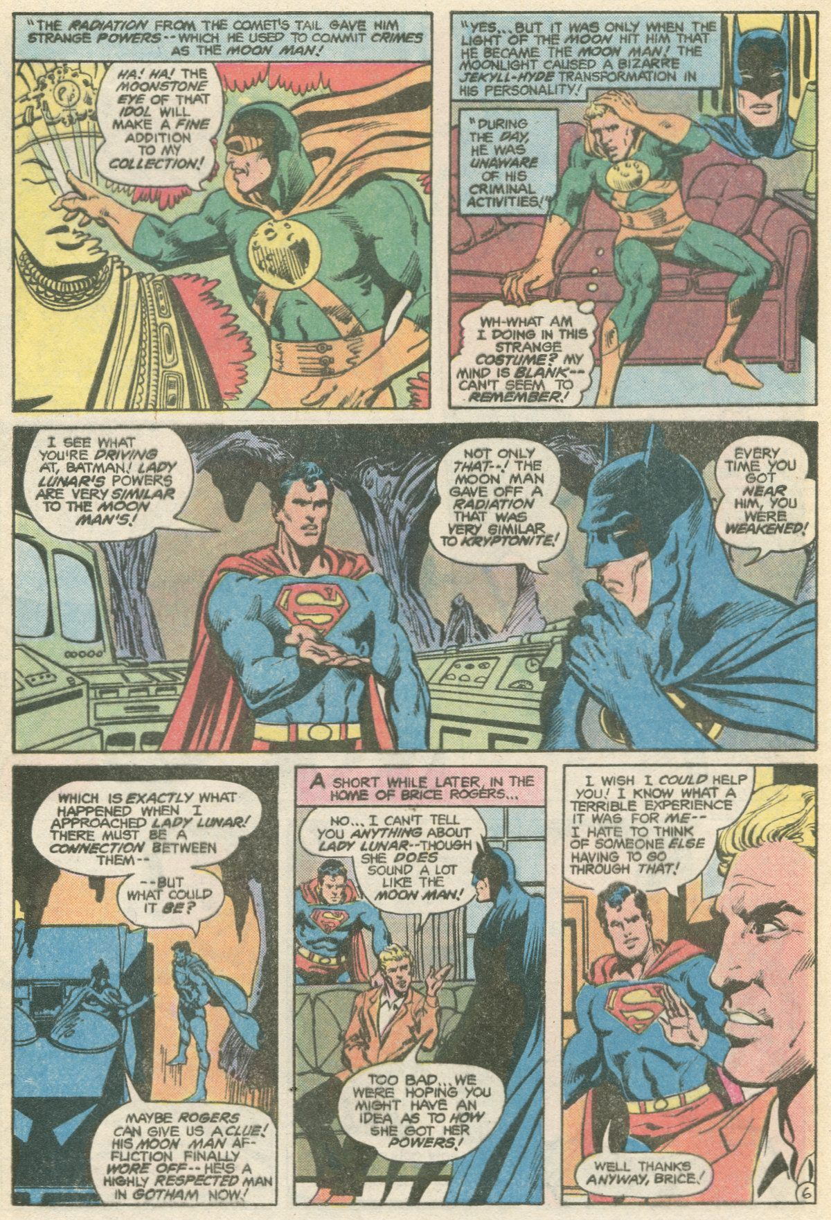 Read online World's Finest Comics comic -  Issue #266 - 8