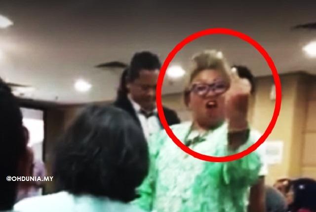 Polis Siasat Siti Kasim, Kes Tunjuk Isyarat Lucah Di Forum