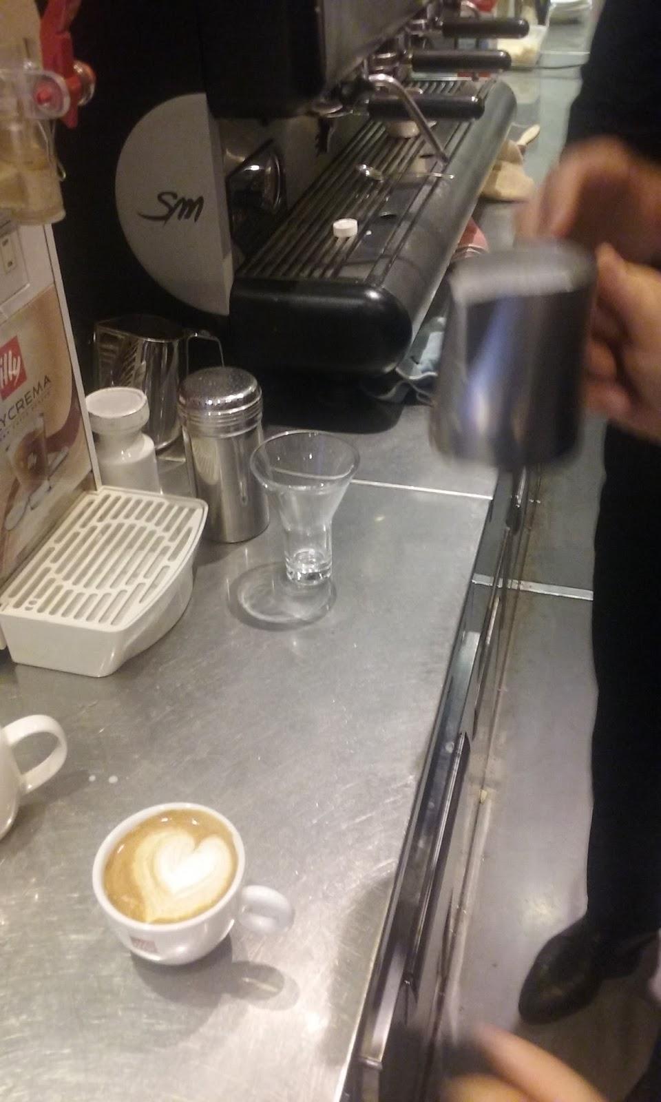 A la découverte du café avec ILLY