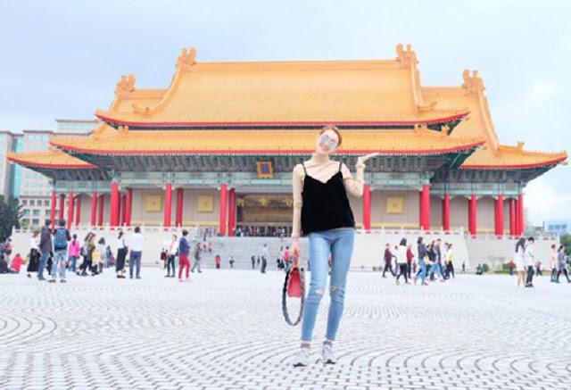 Sao Việt đã đi đâu trong chuyến du lịch Đài Loan 5