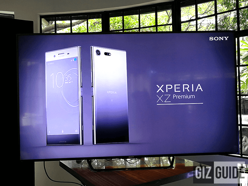 Sony Xperia XZ Premium Launches In PH, Priced At PHP 45490!