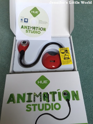 Review - Hue stop animation kit for children