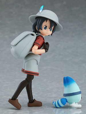 "figma Kaban-chan de ""Kemomo Friends"" - Max Factory"