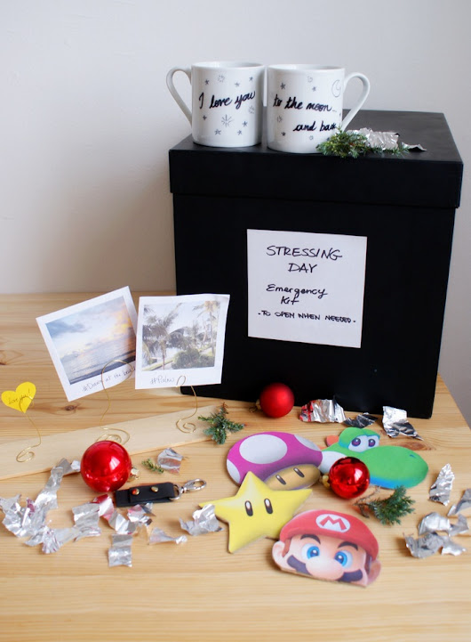 5 LAST MINUTE DIY GIFT IDEAS FOR HIM