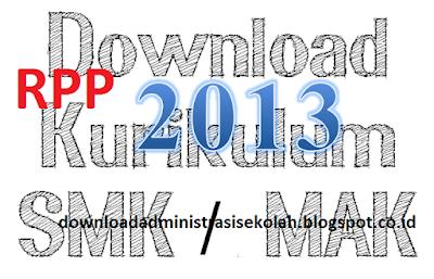 RPP Multimedia SMK Kurikulum 2013 (Teknik Komputer dan Informatika)