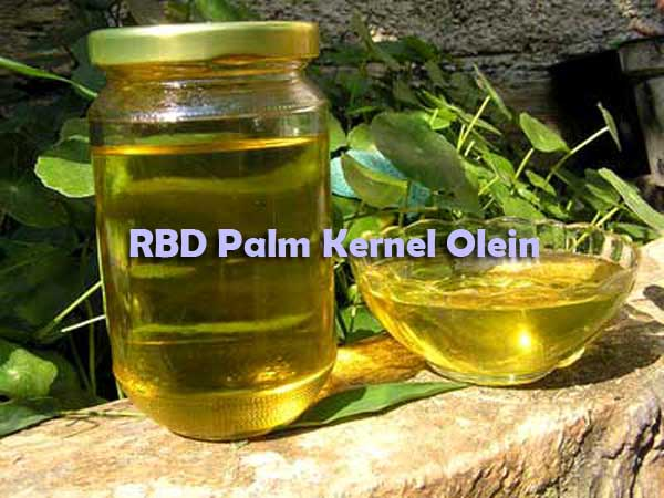 Rbd palm kernel oil