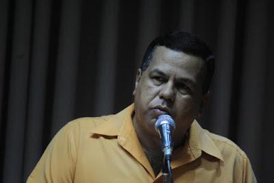 Celso Rodrigo Branicio da APPP - Audiência Pública do Orçamento estadual de SP 2017 em Barretos 24/06/2016
