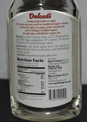 low glycemic sweetener