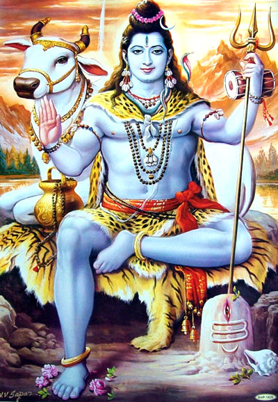 Lord Shiva Rudra Wallpapers