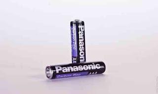 Baterai zinc carbon