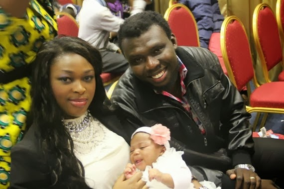 emeka smith baby dedication dublin ireland