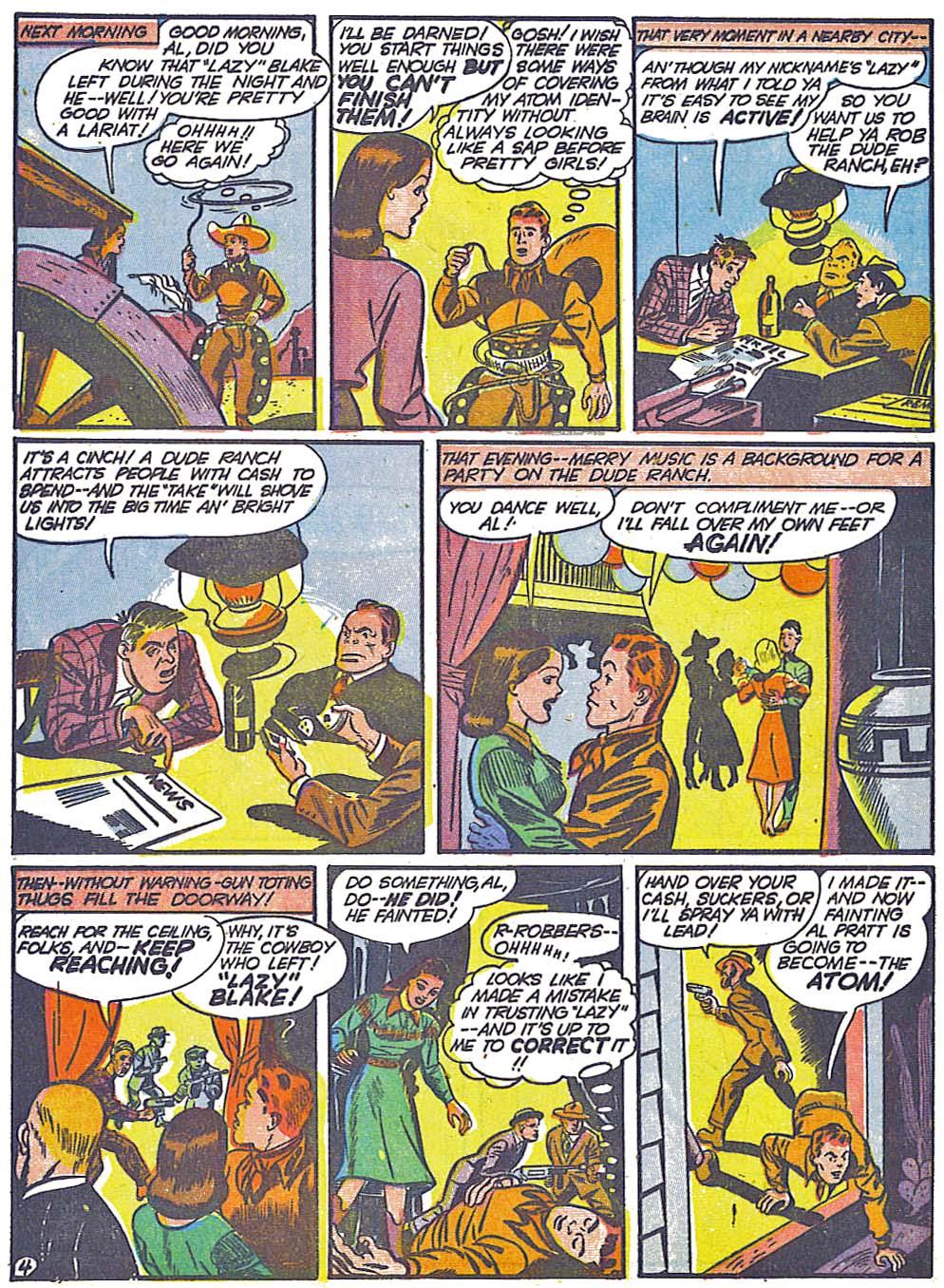 Read online All-American Comics (1939) comic -  Issue #49 - 22