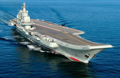 Kelas Admiral Kuznetsov - modifikasi (China) - 304,5 meter