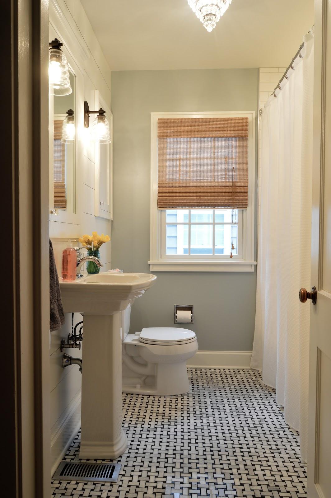 KRUSE'S WORKSHOP: 1930's Cottage Bathroom Remodel on decorating styles 1930 s, tile desgins 1930 s, bathroom tile designs from 1930,