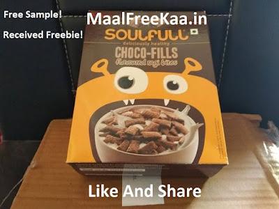 Soulfull Ragi Bites Pack Free Sample