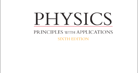 Physics Principles with Applications Edisi 6 Douglas C