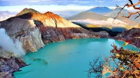 Kawah Ijen Banyuwangi Jawa timur