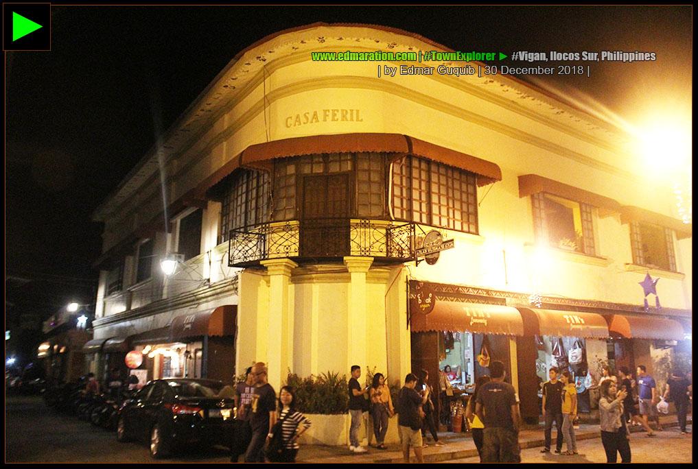 CASA FERIL, VIGAN CITY