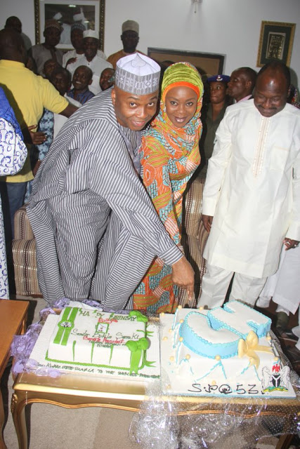 saraki birthday party photos