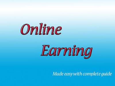 Hurdles in online earning - web4newbies.com