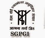 Sanjay Gandhi Postgraduate Institute of Medical Sciences (SGPGI) Recruitment 2014 SGPGI Lucknow Senior Resident posts Govt. Job Alert