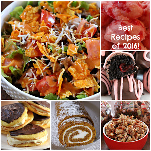 25 Best Recipes of 2016