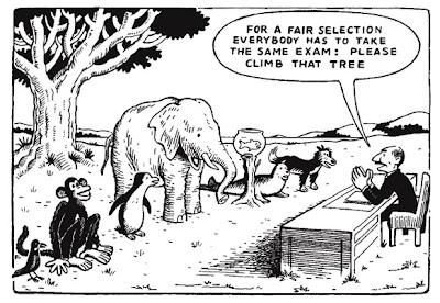astropixie: standardized testing
