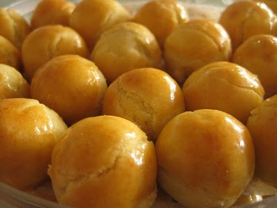 Resep kue nastar nanas - kue kering lebaran