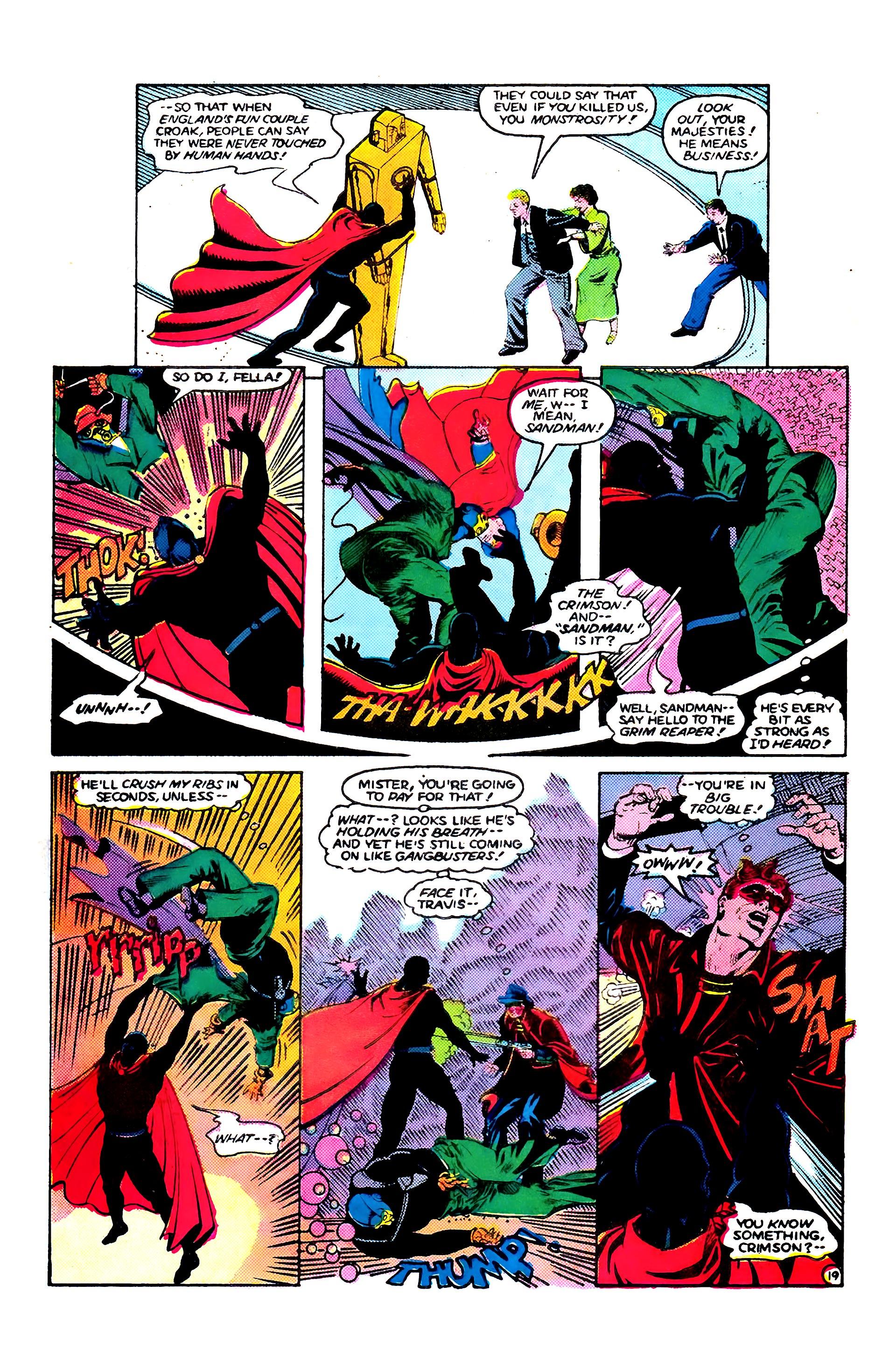 Read online Secret Origins (1986) comic -  Issue #7 - 46