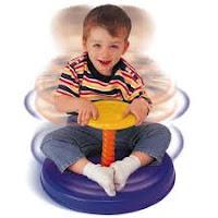 Craving Sensory Stimulation like Spinning