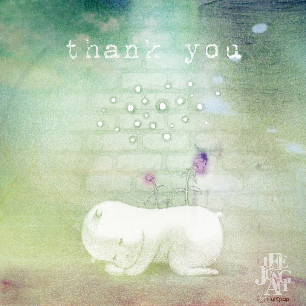 [Single] Lee Jung-Ah – Thank You