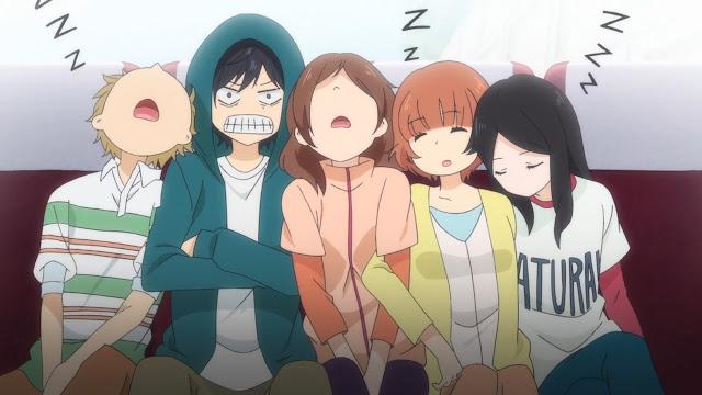 10 Rekomendasi Anime Romance Terbaik SUPER Baper Yang Membuat Hari