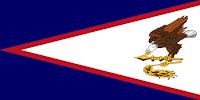 Logo Gambar Bendera Negara Samoa Amerika PNG JPG ukuran 200 px