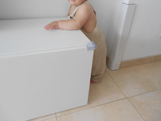 Seguridad infantil en casa