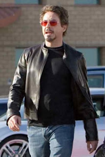 Gambar Jaket Model Robert Downey Jr