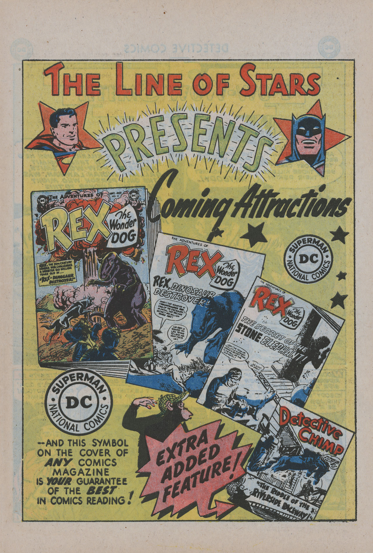 Read online Detective Comics (1937) comic -  Issue #200 - 34