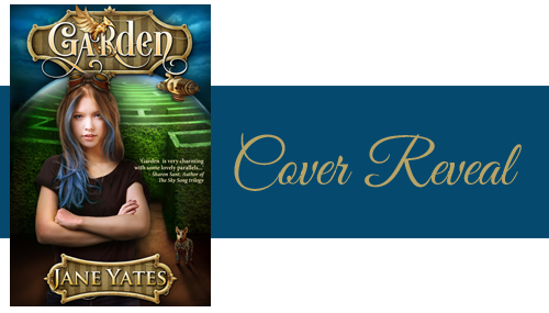 Cover Reveal: Garden by Jane Yates