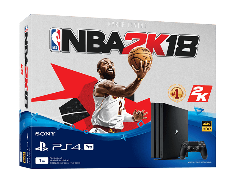Sony Launches PlayStation 4 With NBA 2K18 Bundle In PH