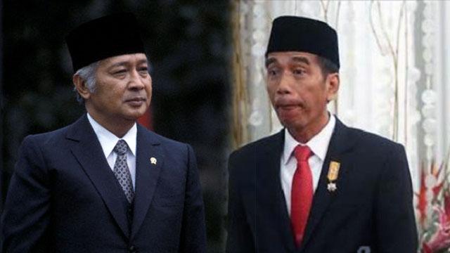 Beda Kelas Presiden Soeharto dengan Jokowi Saat Menanggapi Aset Muhammadiyah
