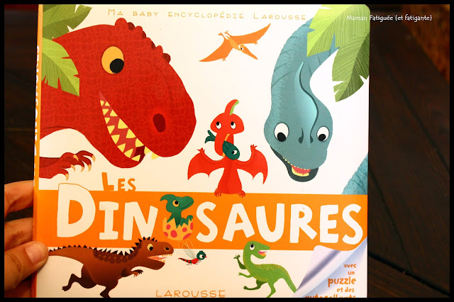 baby enclyclopedie larousse dinosaures
