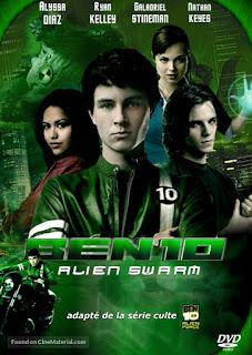 Ben 10: Alien Swarm (2009) hindi dubbed movie watch online 720p BRRip