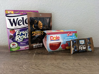 Degustabox is a subscription box full of food, including snacks, pantry items, beverages, and sweets.