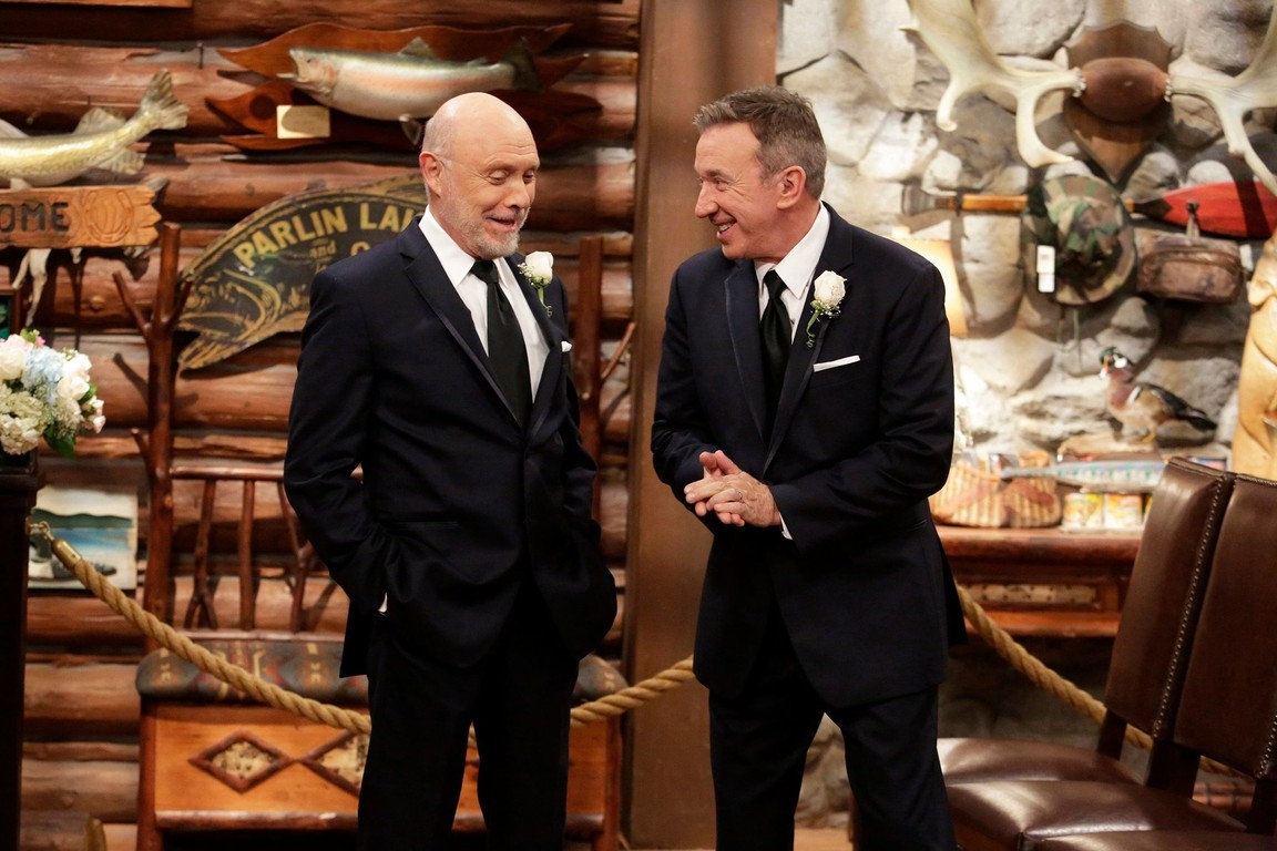 Last Man Standing - Season 6 Episode 07: Bridezilla vs. the Baxters