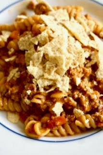 One Pot Cheesy Taco Pasta: Savory Sweet and Satisfying