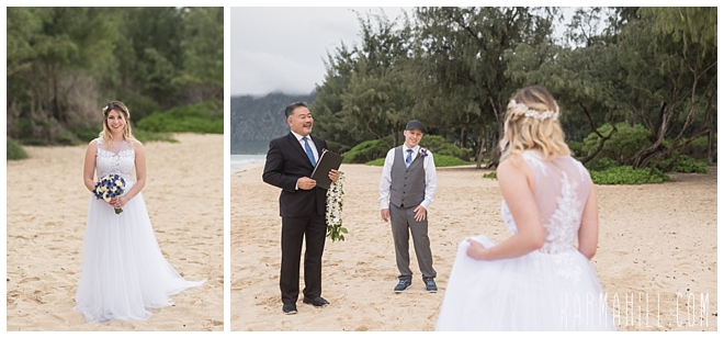 Oahu Beach Elopements