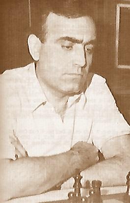 El ajedrecista Joaquim Travesset Barba