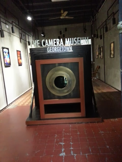 Life on The Leaf: Camera Museum, Penang. Here i go...